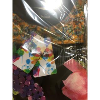 デシグアル(DESIGUAL)の新品♡定価13900円 デシグアル 切り替えワンピース XSサイズ⭐️値下げ‼️(その他)