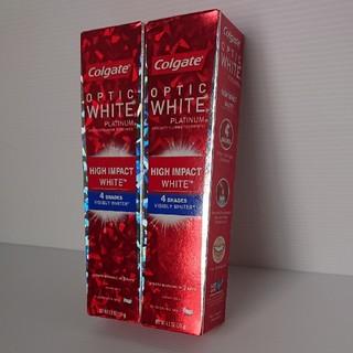 コルゲート 歯磨き粉 ハイインパクト127×2(歯磨き粉)