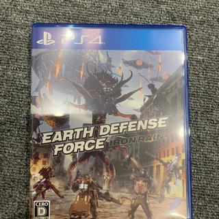 プレイステーション4(PlayStation4)のEARTH DEFENSE FORCE:IRON RAIN(その他)