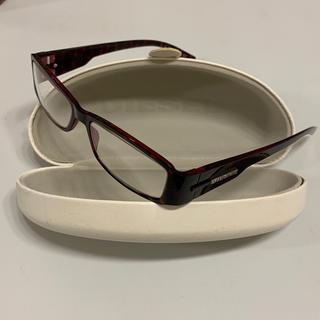 ディーゼル(DIESEL)のDIESEL ディーゼル 伊達眼鏡(サングラス/メガネ)