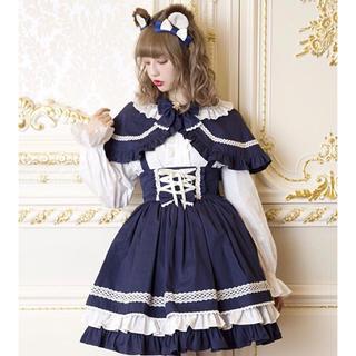 アンジェリックプリティー(Angelic Pretty)のAngelic pretty sweet bear 三点セット(ひざ丈スカート)