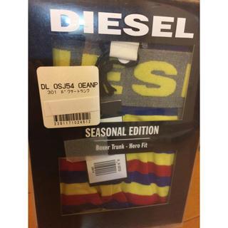 新品 ディーゼル DIESEL  ボクサーパンツ Mサイズ 正規品 箱あり