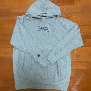 アンディフィーテッド(UNDEFEATED)のwasted youth × undefeated hoodie(パーカー)