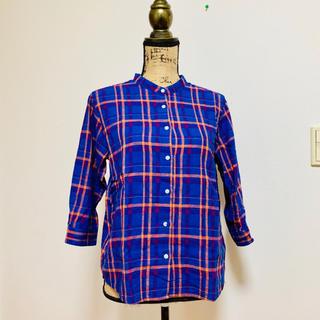 スタディオクリップ(STUDIO CLIP)のチェックシャツ  スタジオクリップ(シャツ/ブラウス(長袖/七分))