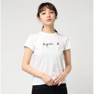 agnes b. - agnes b. ロゴTシャツ