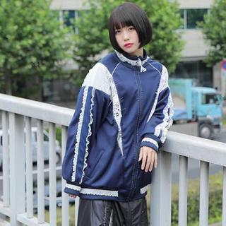 keisuke kanda - 新品 ぶかぶかのレース手縫いのジャージ