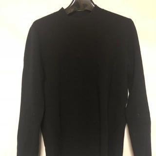 ルメール(LEMAIRE)のユニクロ UNIQLO U モックネック セーター(ニット/セーター)