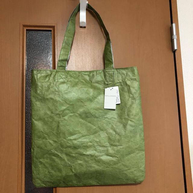 PAPILLONNER(パピヨネ)の新品 PAPILLONNER パピヨネ Light BAG トートバッグ レディースのバッグ(トートバッグ)の商品写真