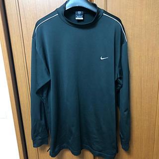 ナイキ(NIKE)のナイキ ゴルフ アンダーシャツ ブラック 黒 メンズ(ウエア)