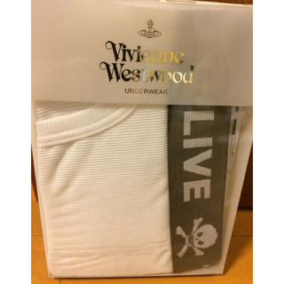 新品 ヴィヴィアン・ウエストウッド  ボクサーパンツ Lサイズ 箱あり