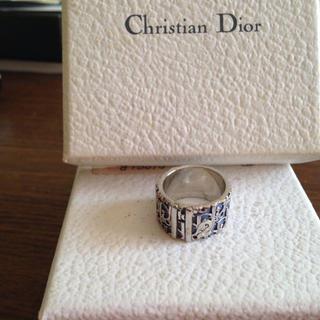 クリスチャンディオール(Christian Dior)のペコちゃん様専用 黒の刺繍カットソー2点(リング(指輪))