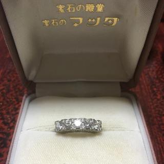 ダイヤモンド プラチナ 0.97カラット(リング(指輪))