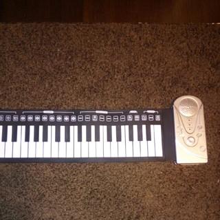 KORG MIDIキーボード ローリングピアノ