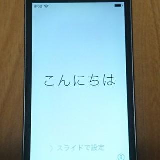 アイポッドタッチ(iPod touch)の【iPod touch 第5世代 16GBジャンク】(スマートフォン本体)