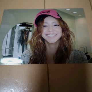 安室奈美恵 生写真3