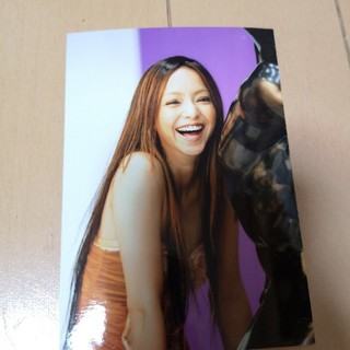 安室奈美恵 生写真4