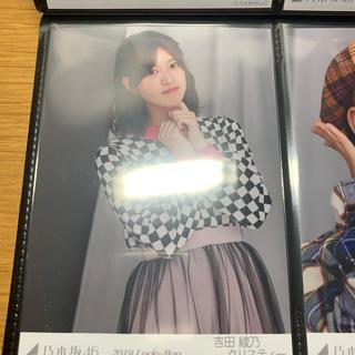 ノギザカフォーティーシックス(乃木坂46)の乃木坂46 生写真 2019 lucky bag 福袋封入 色々(アイドルグッズ)