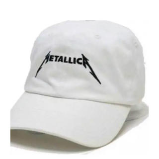 新品 メタリカ METALLICA キャップ 帽子 バンド グッズ(ミュージシャン)