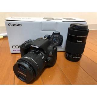 キヤノン(Canon)のCanon EOS Kiss x9 ダブルズームキッド(デジタル一眼)