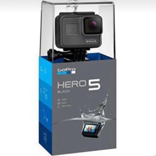 ゴープロ(GoPro)のgopro hero5 black edition(ビデオカメラ)