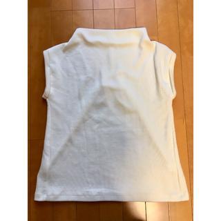 ジーユー(GU)の★GU 半袖サマーニット カットソー(カットソー(半袖/袖なし))