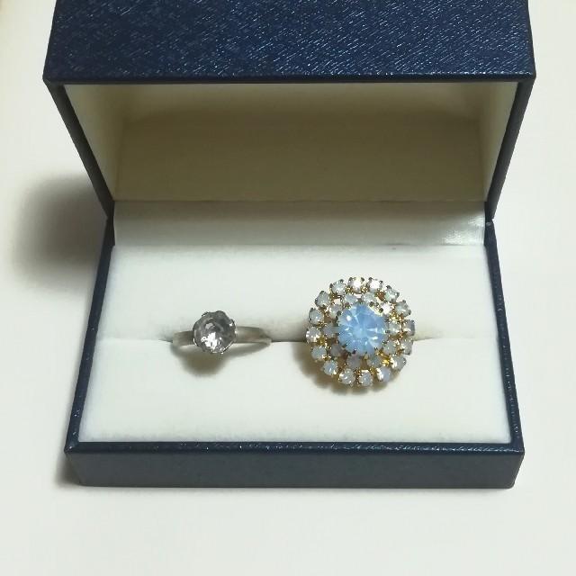 Grimoire(グリモワール)の【vintage】指輪 まとめ売り レディースのアクセサリー(リング(指輪))の商品写真