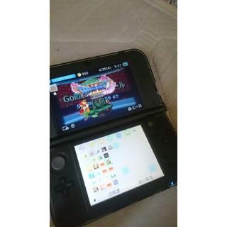 ニンテンドー3DS(ニンテンドー3DS)のnew 3DS LL 本体 ドラクエ11(携帯用ゲーム本体)