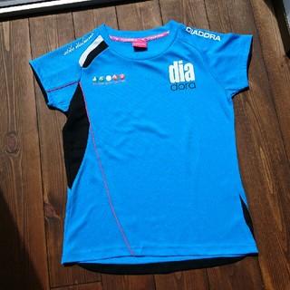 ディアドラ(DIADORA)のDIADORA  半袖Tシャツ Mサイズ(Tシャツ(半袖/袖なし))