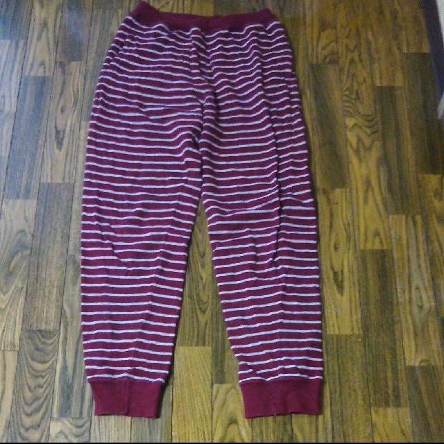 GU(ジーユー)のGU パジャマ上下セット キッズ/ベビー/マタニティのキッズ服 男の子用(90cm~)(パジャマ)の商品写真