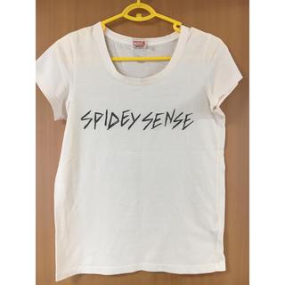 ジーユー(GU)のGU スパイダーマンtシャツ(Tシャツ(半袖/袖なし))
