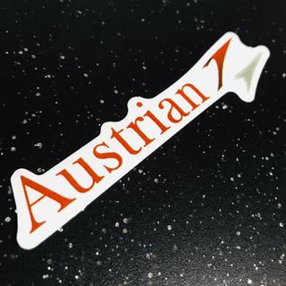 オーストラリアエアライン Austrian airline ステッカー