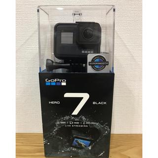ゴープロ(GoPro)のgopro hero7 新品未開封(ビデオカメラ)