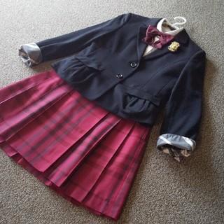 BURBERRY - BURBERRYバーバリー スーツ 女の子 フォーマル 150~160