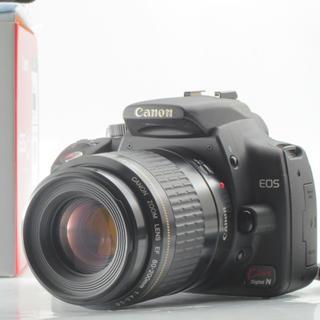 キヤノン(Canon)の☆大活躍の中〜望遠レンズ付き☆Canon Kiss N☆初心者向け☆(デジタル一眼)