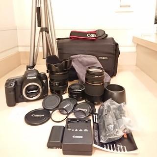 キヤノン(Canon)のwifi canon eos 5D mark Ⅲ、EF24-105 F4L (デジタル一眼)