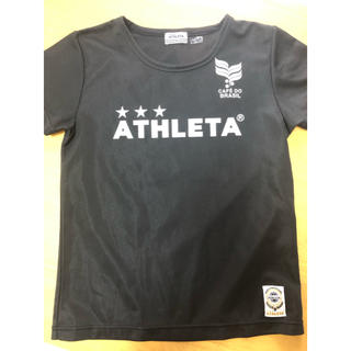 アスレタ(ATHLETA)のアスレタ プラシャツ160(ウェア)
