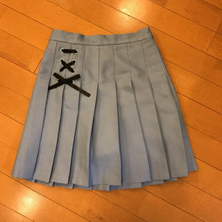 レピピアルマリオ(repipi armario)のレピピアルマリオプリーツスカートS美品(スカート)