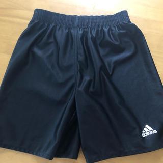 adidas - アディダス サッカーパンツ 160  黒