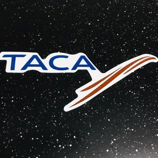 TACA 航空 ステッカー