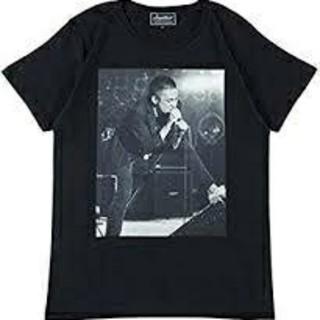 メディコムトイ(MEDICOM TOY)の【新品未開封  Sサイズ】Amplifier 甲本ヒロト Tシャツ 黒色(ミュージシャン)