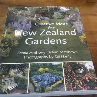 洋書 New Zealand Gardens ガーデニング(洋書)