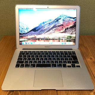 アップル(Apple)の013 Macbook Air 13inch 2011Mid MC965J/A(ノートPC)