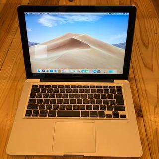 アップル(Apple)の016 Macbookpro 13inch Mid2012 MD101J/A(ノートPC)