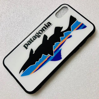 パタゴニア(patagonia)のパタゴニア patagonia iPhoneケース スマホケース 魚(iPhoneケース)