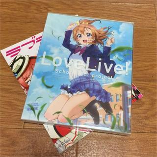 ラブライブ! 2nd Season 1 (特装限定版) Blu-ray CD