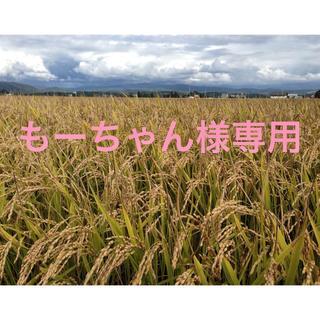 もーちゃん様 専用ななつぼし玄米10㎏(米/穀物)