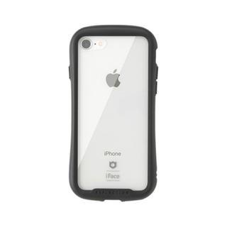 アイフォーン(iPhone)のiface reflection  ブラック iPhone7用(iPhoneケース)