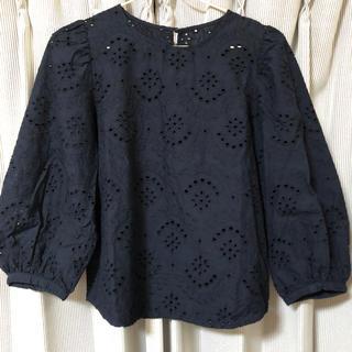 ジーユー(GU)のGU シャツ カットソー(カットソー(半袖/袖なし))