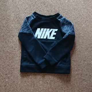 ナイキ(NIKE)のNIKE キッズ ブラック 80~90 Tシャツ スウェット(Tシャツ/カットソー)