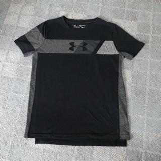 アンダーアーマー(UNDER ARMOUR)の【専用】アンダーアーマー ジュニアTシャツ&ハーフパンツ(トレーニング用品)